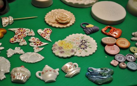 Squire exhibiton of Sugar Craft and Cake Decorating